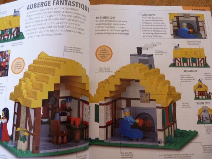 Lego Book Le Livre Qui Donne Envie De Jouer Avec De