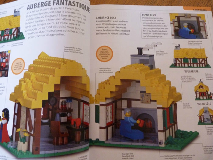 lego book le livre qui donne envie de jouer avec de petites briques color es baz 39 art des. Black Bedroom Furniture Sets. Home Design Ideas