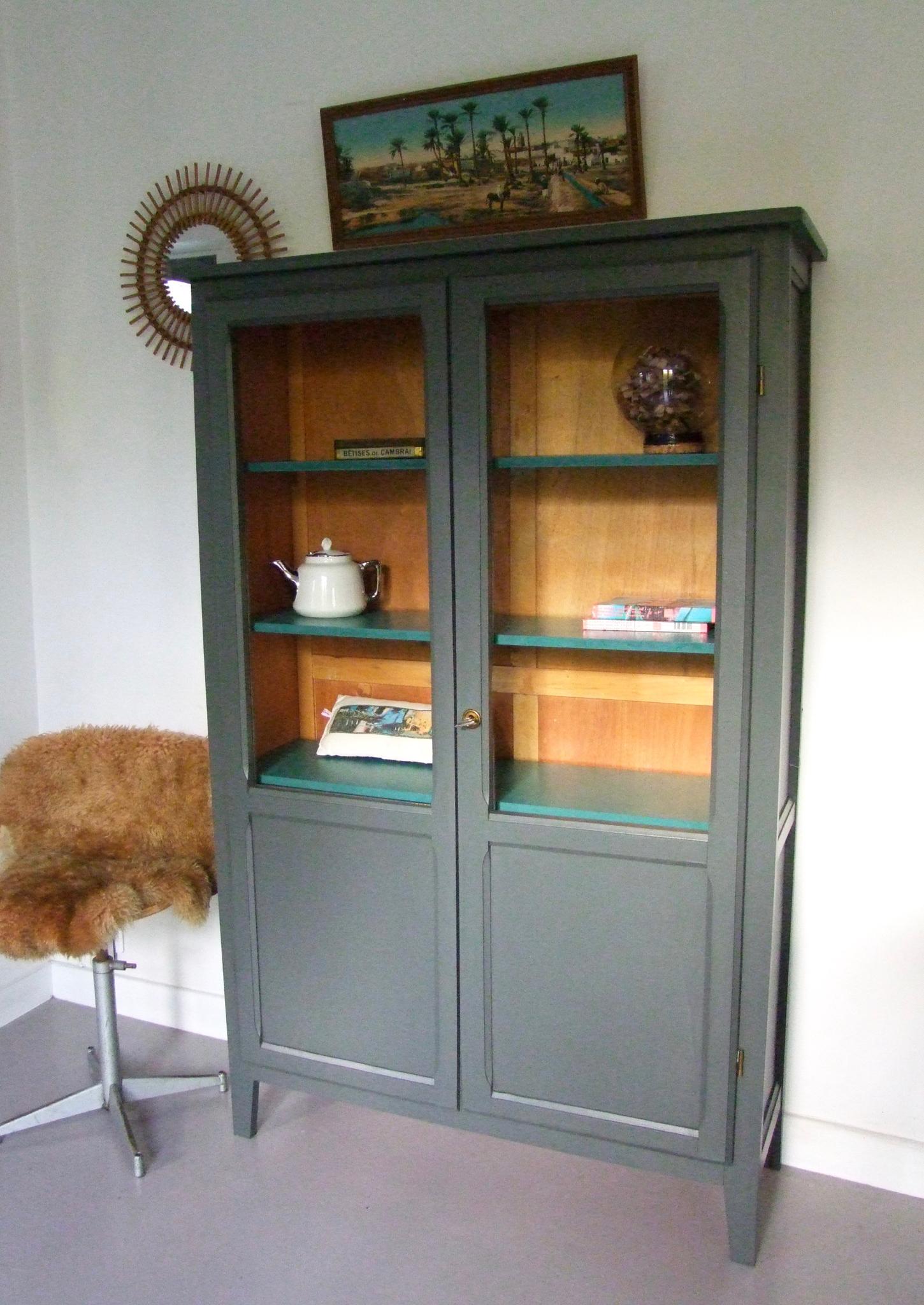 armoire parisienne holis meubles vintage pataluna chin s. Black Bedroom Furniture Sets. Home Design Ideas