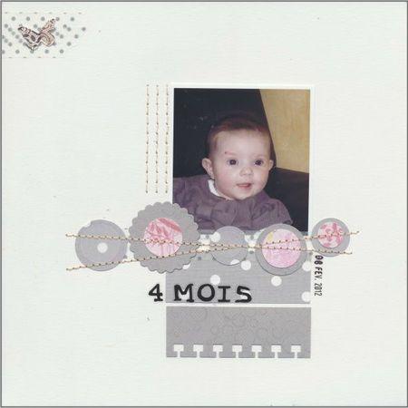 03 Estelle 4 mois