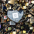 Coeur, cadenas, Pont des arts_8679