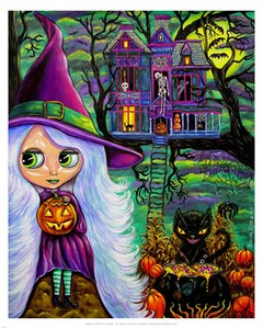 11343_The_Haunted_Tree_House_Affiches