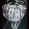 coeur angélique
