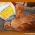 Le pain du dimanche ...