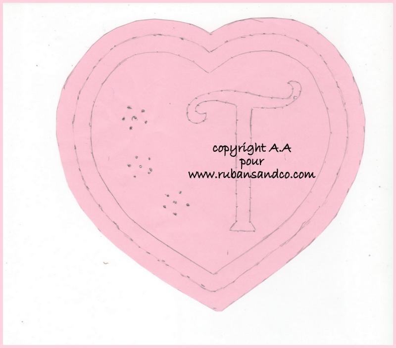 dessin coeur T 001