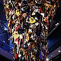 Guitar Wall EMP Seattle