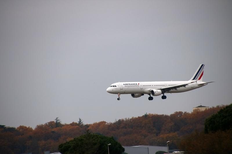 Airbus A321 d'Air France