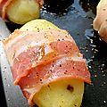 Pommes de terre endimanchées