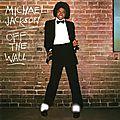 Michael jackson - off the wall - lp vinyl - édition 2016 - pochette gatefold