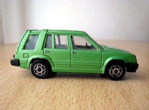 Toyota corolla 4WD 03 -Majorette- (1