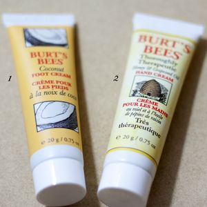 foot cream hand cream tube lalala