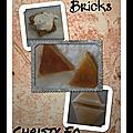 Bricks au fromage