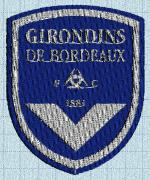 logo foot bordeaux01 machine