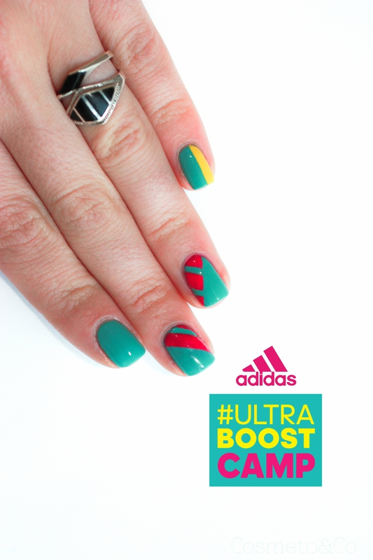 2nail art adidas ultra boost paris versailles-2