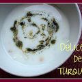Soupe au blé et pois chiches - toyga çorbası