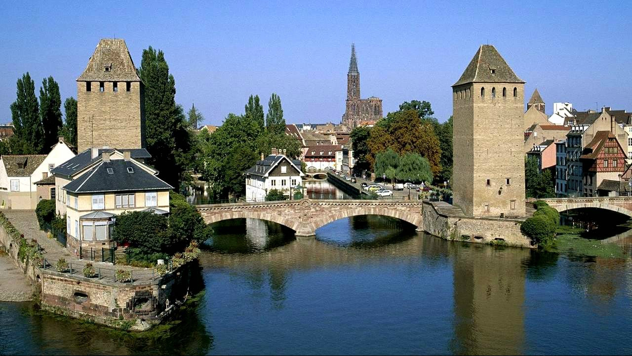 Strasbourg-La-grande-île