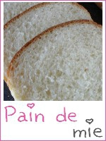 Pain de mie - index