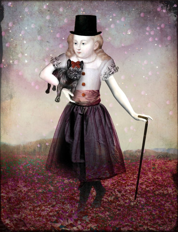 Catrin Welz-Stein - German Surrealist Graphic Designer - Tutt'Art@ (52)