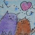 334 - Cats for Suzy atc trail june 07