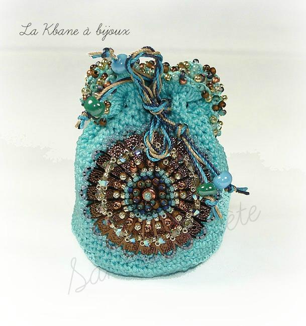 pochon turquoise 1