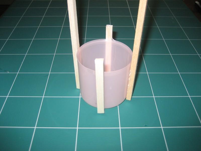 Fabriquer Un Puits Miniature La Maison De Bois
