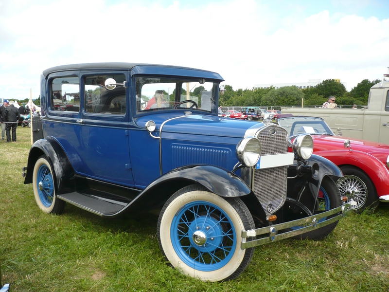 FORD Model A 2door Sedan 1931 Eutingen (1)