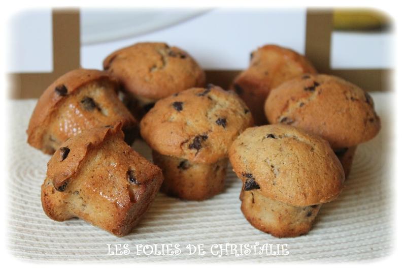 Muffins okara pepites 1