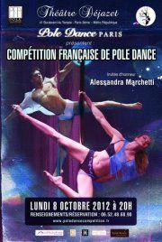competition francaise pole dance 2012 lutetiablog lutetia blog