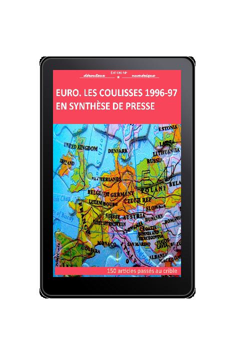 couv euro synthese de presse
