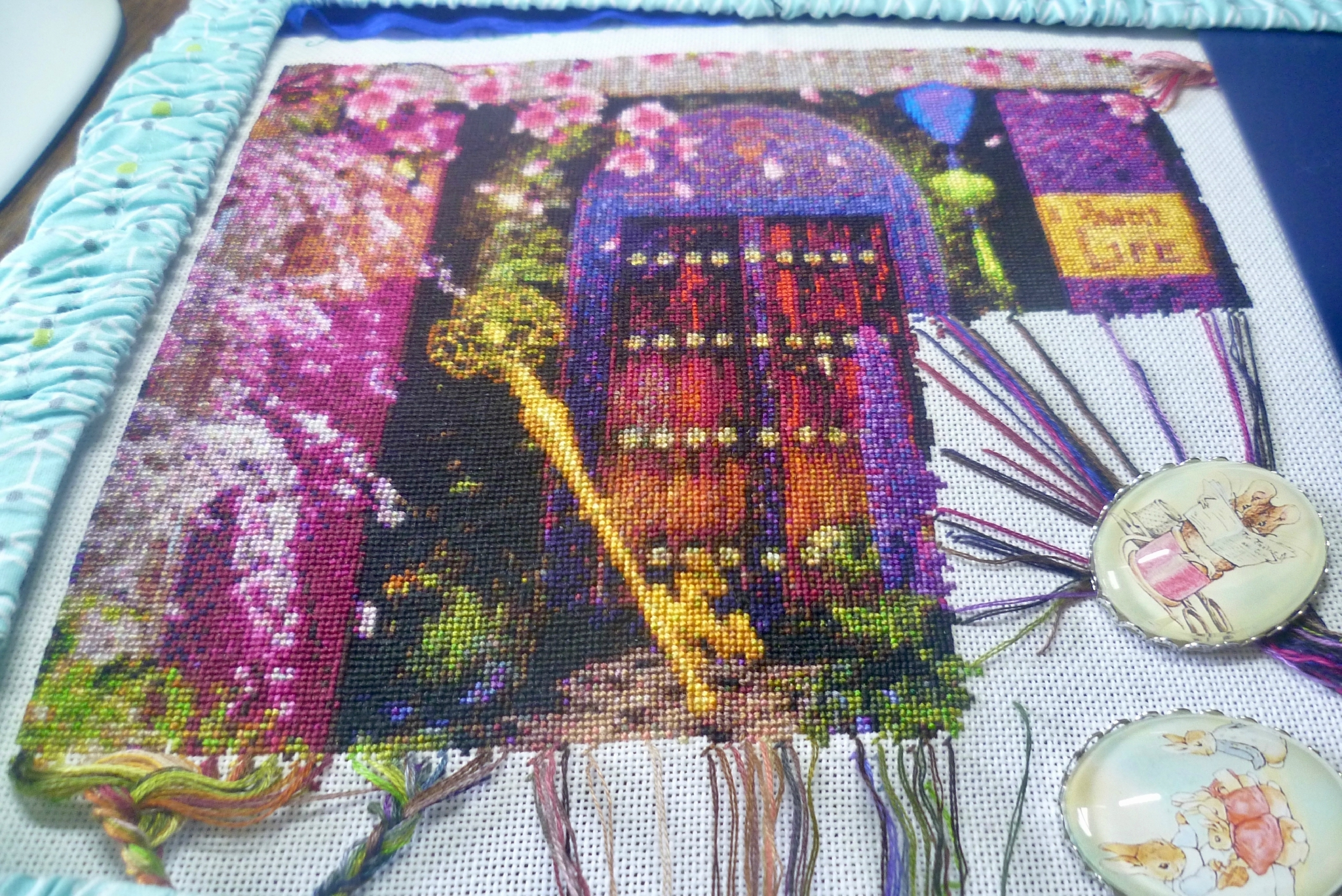 A Stitch In Time : 5 pages terminées !