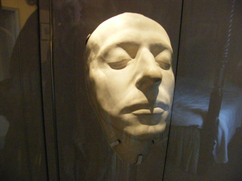 Keats life mask-large