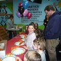 Sammi's birthday party (my gym) janvier 2011