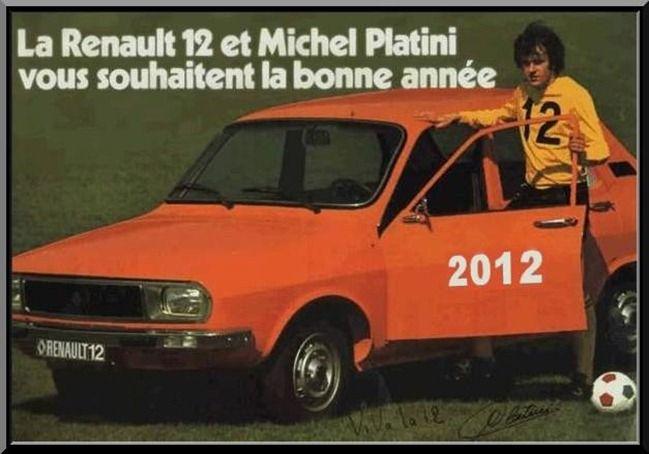 Platini 2012