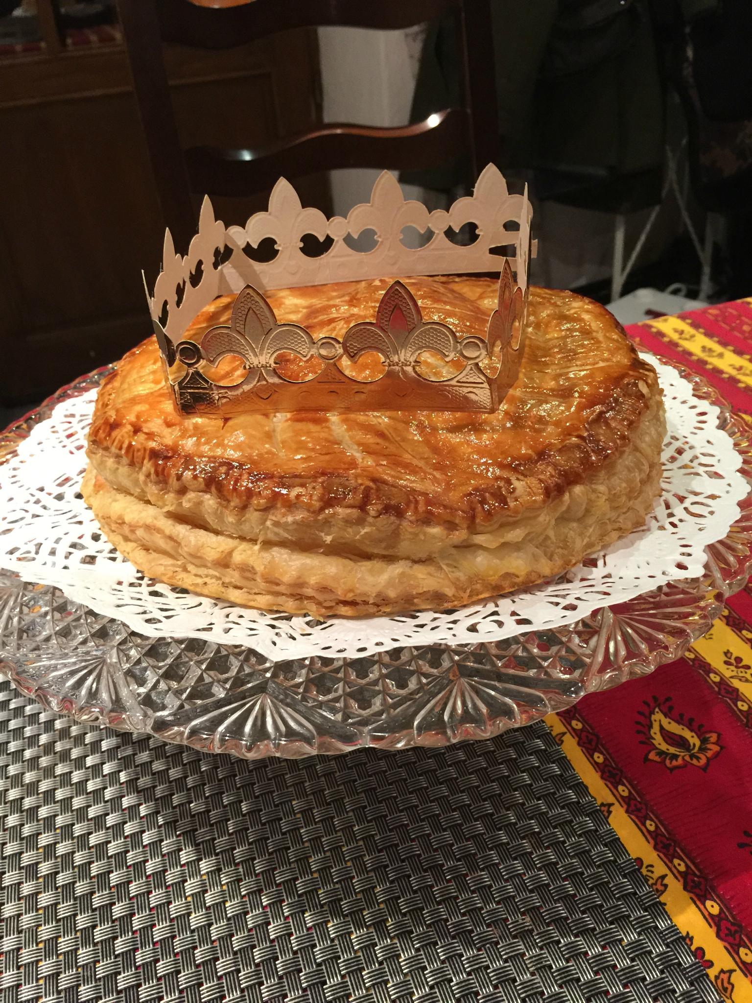 La galette des rois - L'Epiphanie