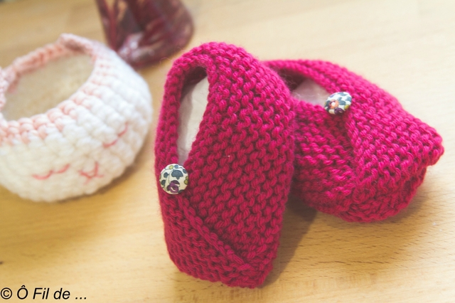 Chaussons mignons 4