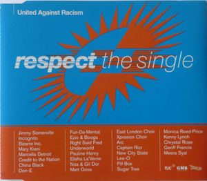United Against Racism Respect the single
