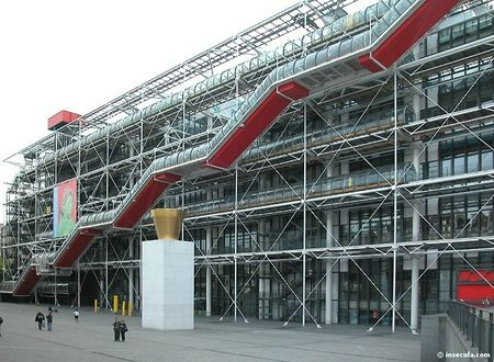 Paris M Beaubourg