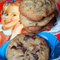 Cookies banane chocolat
