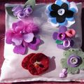 Broches romantiques