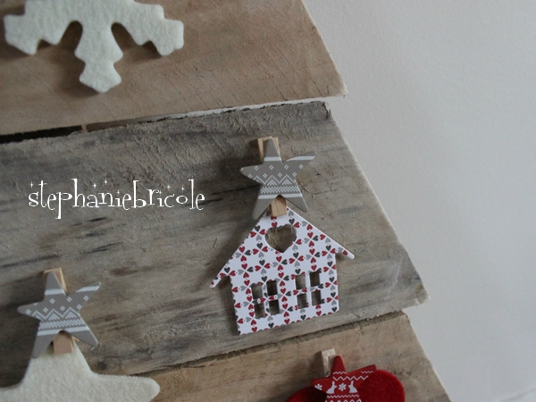 Diy faire un sapin en bois de palette st phanie bricole for Les plus beaux sapins de noel decores