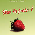Ras la fraise