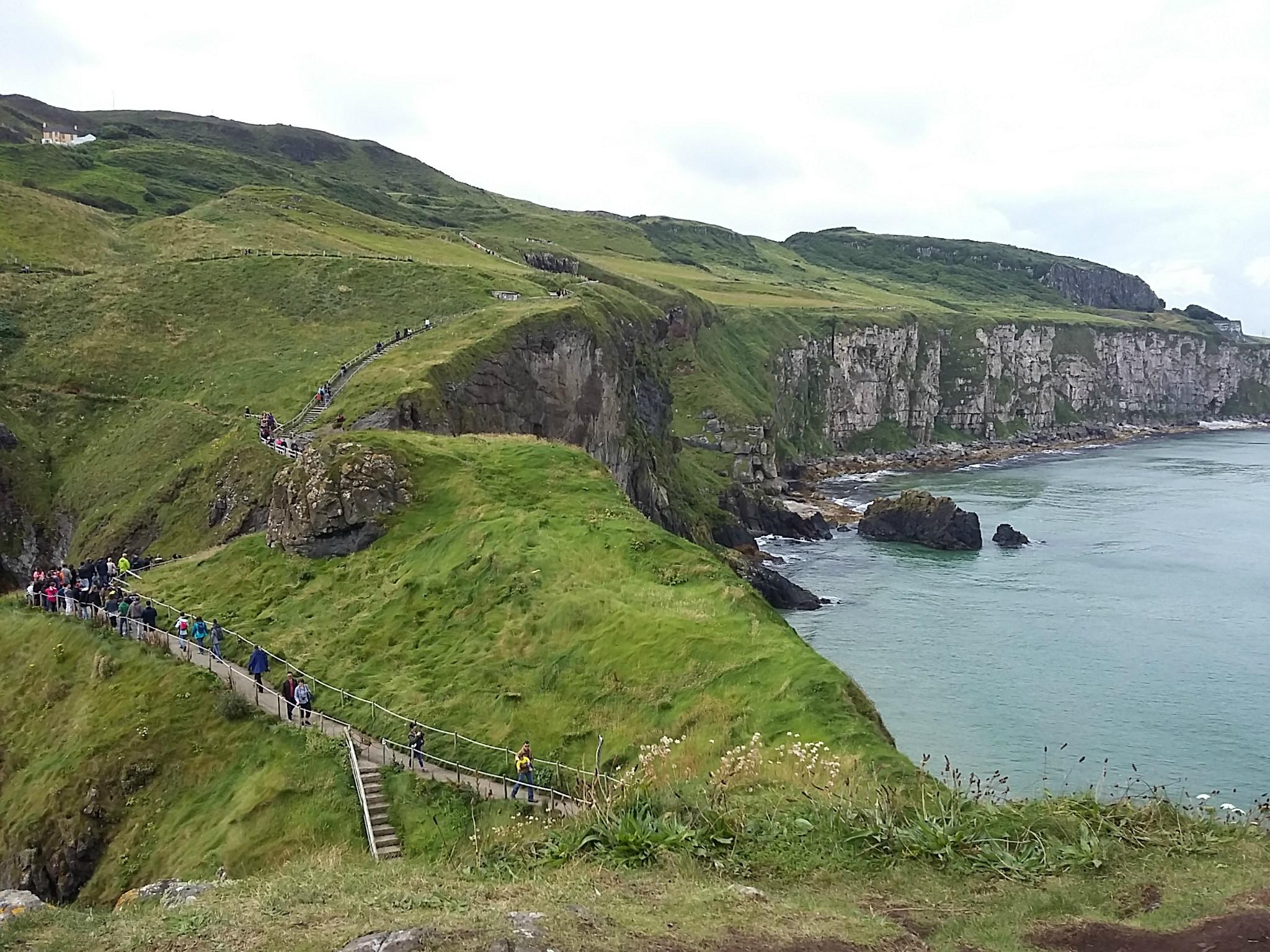 Notre Road Trip en Irlande!