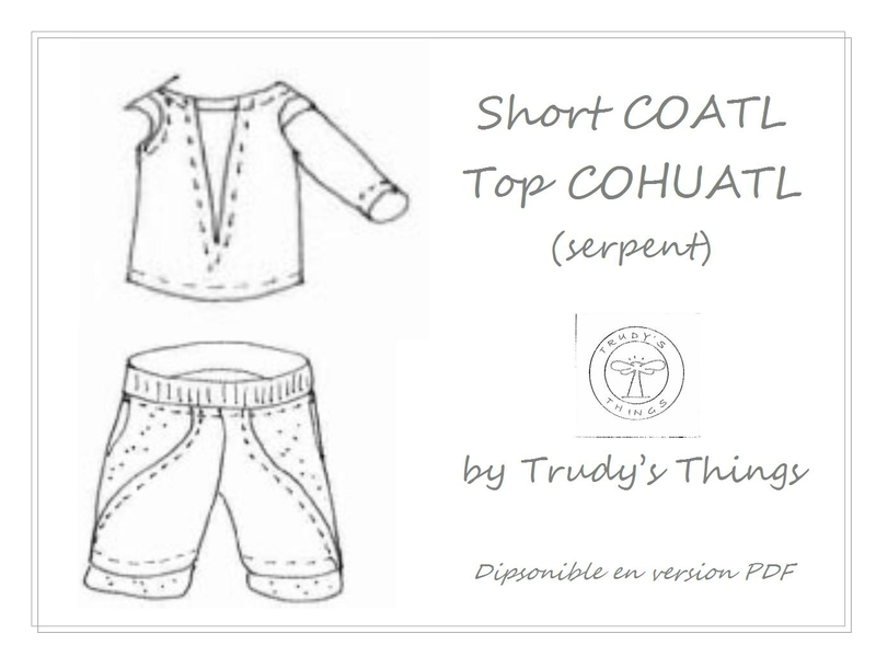 Coatl + Cohuatl by trudy's things visu