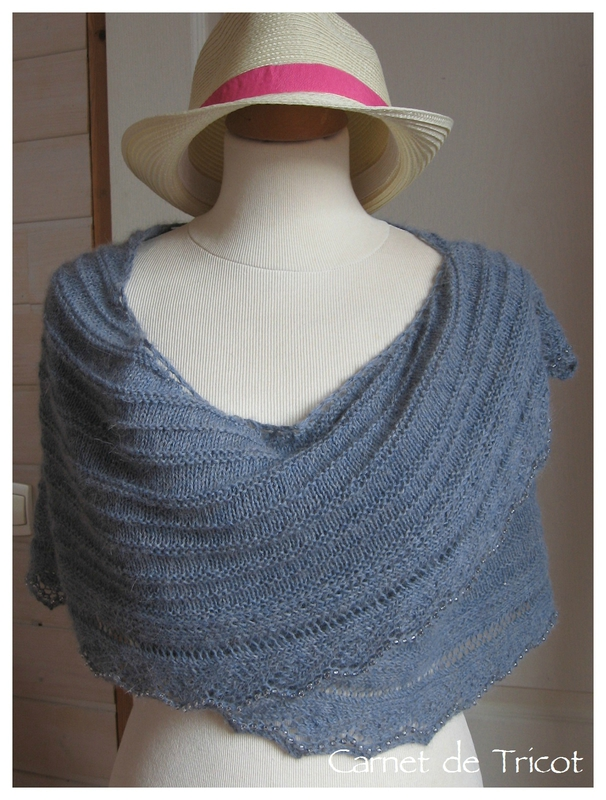 Shoreline Shawl 1 CT