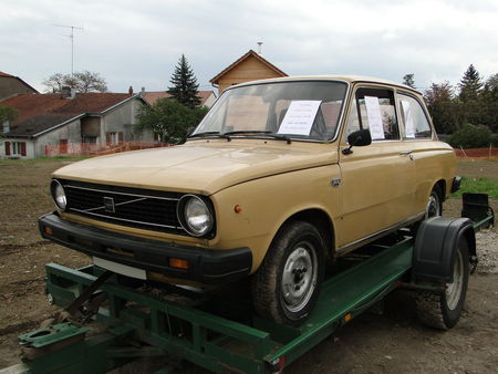 VOLVO 66 DL 1978 Bourse de pieces de Padoux 2010 1