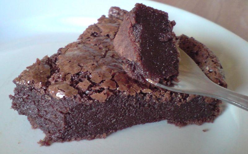 Gateaux chocolat fondant