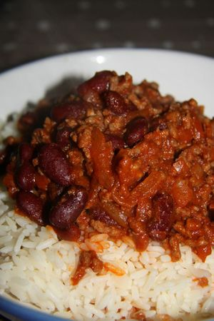 chili con carne (nouvelle photo)