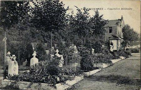 cimetière militaire 14-18