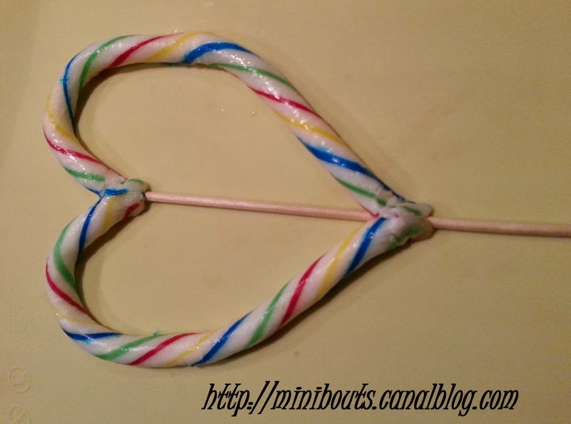 candy canes coeur