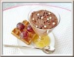 0256s- mousse au chocolat sans oeufs ni crème